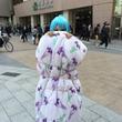 『電波女と青春男』Blu-ray BOX発売記念、主人公・藤和エリオが秋葉原を練り歩く!