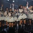 "HKT48指原莉乃 AKB48移籍の中西智代梨の胴上げ""速攻撤回""!メンバーら涙の送り出し"
