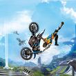『トライアルズ フュージョン』クラッシュしまくり! リトライが楽しい新感覚のバイクゲーム