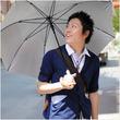 男の日傘はナルシスト的で気持ち悪い?
