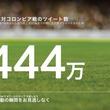 予選敗退に珍ツイート続発!?日本代表W杯3試合で1111万ツイート!