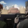 TVアニメ『ジョジョの奇妙な冒険 スターダストクルセイダース』第13話「運命の車輪(ホウィール・オブ・フォーチュン)」より先行場面カットが到着