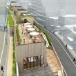 代官山の線路跡地に商業施設、東横線の地下化で生まれた空間を開発。