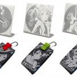 『ラブライブ!』新アイテム卓上時計&モバイルポーチLが8月15日(金)~17日(日)開催の「コミックマーケット86」で先行販売が決定!
