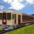"""""""おばあちゃんの家""""風の列車、JR東が飯山線の定期列車として導入へ。"""