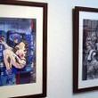 攻殻機動隊25周年原画展、タチコマ立体物も