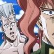 TVアニメ『ジョジョの奇妙な冒険 スターダストクルセイダース』第21話「審判(ジャッジメント) その1」より先行場面カットが到着