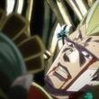 TVアニメ『ジョジョの奇妙な冒険 スターダストクルセイダース』第22話「審判(ジャッジメント) その2」より先行場面カットが到着