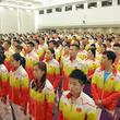 仁川アジア大会へ、中国代表選手897人が結団式 過去最大規模=中国メディア