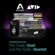 Pro Tools   DuetおよびPro Tools   Quartetの日本国内でのディストリビューションと受注受付を開始