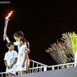 仁川アジア大会 聖火が消えるアクシデント=中国メディア