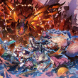 『LORD of VERMILION』シリーズ初のPCオンラインゲーム『LORD of VERMILION ARENA』が発表!