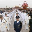 制定後初の烈士記念日、天安門広場で開催=中国