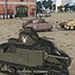 「World of Tanks」と「ガールズ&パンツァー」のコラボ拡張パックが再配信。ガルパン仕様の戦車やボイスに加えて,学園艦も登場
