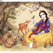 韓国アーティストが西洋の童話をアジア風にアレンジした結果!