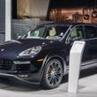 俊足SUVのポルシェ・カイエンにターボSが登場!【北米国際自動車ショー2015】