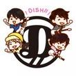 DISH//メンバーがキュートなLINEスタンプに