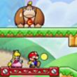 Wii U/3DS「マリオvs.ドンキーコング みんなでミニランド」は3月19日発売。おもちゃのミニマリオ達をゴールへ導くアクションパズル