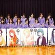 乃木坂46が漫画原作「じょしらく」を舞台化、15名が落語に挑戦