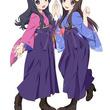 TVアニメ「偽物語」エンディングアーティストは人気ユニット「ClariS」に決定!