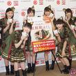 エビ中 ニコニコ超会議で在日米陸軍軍楽隊「サムライ・オブ・ロック」とコラボ!