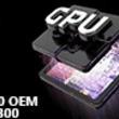 AMD,Radeon Rx 300世代のOEM向けGPUとノートPC向けGPU全10製品を一挙発表。すべてリネームか