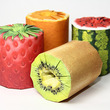 海外メディアでも取り上げられた、ユニークでキュートなトイレットペーパー「Fruits Toilet Paper」