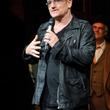 U2のボノ、LAのレストランで会計の10倍近いチップをウェイトレスに