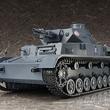 「ガールズ&パンツァー」登場の「IV号戦車D型」電動モデル化