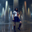 ニコ動踊ってみたの「まなこ」が『ターミネーター:新起動/ジェニシス』を「首都圏外郭放水路」で踊ってみた!!