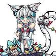 可愛らしい姫神達が活躍するターン制RPG「ひめがみ絵巻」のAndroid版が本日配信開始。限定姫神を獲得できるイベントも開催中