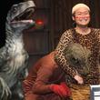バンビーノ、『ジュラシック・ワールド』の恐竜を捕獲!