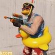 """オンラインFPS『SPECIAL FORCE 2』新マップ""""水郷""""&アサルトライフル""""FAMAS Aqua Blaster""""が登場"""