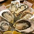 牡蠣ソムリエが選ぶ「最高の牡蠣」を食す!@『オストレア 新宿三丁目店』