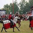 ポーランド・リトアニア連合軍とドイツ騎士団が壮絶な戦いを演じる歴史イベント,「グルンヴァルドの戦い」の模様をレポート