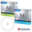 数百年データ保存が可能な「M-DISC」仕様のBD-R/DVD-Rメディア 三菱化学
