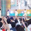 【TIF】9nine 久しぶりのTIF!HOT STAGEは貫禄のステージング!