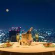 セルリアンタワー東急ホテル 秋の風物詩「お月見」とシャンパンが楽しめる宿泊プラン