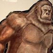 恐竜のいる世界が舞台のサバイバルゲーム「ARK: Survival Evolved」に,史上最大の霊長類「ギガントピテクス」が登場