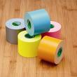 ニチバン、コンパクトサイズでカラフルな「布粘着テープ コンパル」を発売 レジャー、防災の常備品に