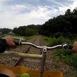 廃線のと鉄道能登線のトロッコ漕いでみた!【町ユーザー記者】