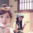 AKB48高橋みなみ、NGT48北原里英と酵素風呂オフ!和風の落ち着いた建物に「いいふいんき」【写真3枚あり】