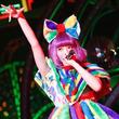 きゃりー3度目の全国ホールツアーが神奈川県厚木市文化会館からスタート
