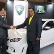 キャロッセ、プロトン車を正規輸入販売開始【東京オートサロン2012】