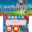 『魔法騎士レイアース』3種類のニンテンドー3DS用のテーマが配信開始 主題歌『ゆずれない願い』がBGMに