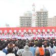 "NGT48 加藤美南 「NSTまつり」で""前転宙返り""で観客を驚かせる"