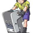 『ドラゴンボールZ 超究極武闘伝』 クリリン(警官)がもらえる『ドラゴンボールZ復活の「F」』BD/DVD購入記念キャンペーンが実施!