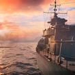 『World of Warships』 高い速力と対空性能を持つソ連の駆逐艦&丈夫な装甲と強力な兵装を持つドイツの巡洋艦が実装! 渋い日本語音声も追加!