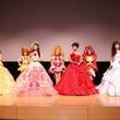 キャスト陣がキャラクター色のドレスを纏ったプリンセスに! 『映画Go!プリンセスプリキュア Go!Go!!豪華3本立て!!!』の完成披露プリンセス映画祭レポート