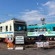 叡山電車の洗車体験!えいでんまつり開催